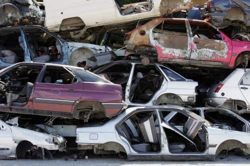 Casse Auto Reprise Voiture Rachat Vehicule Accidentee Pour Pieces